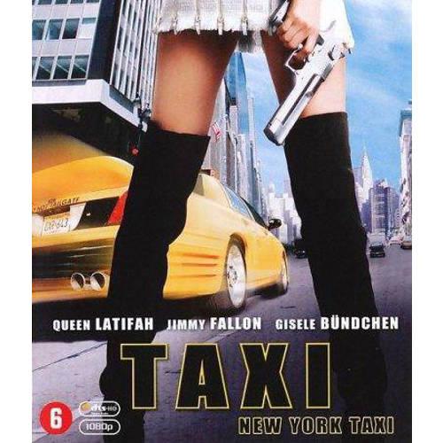 Taxi (Blu-ray) kopen