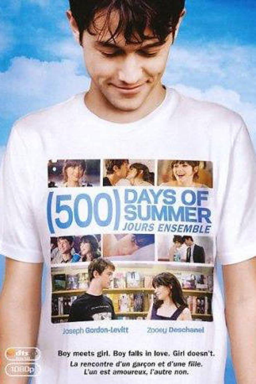 500 days of summer (Blu-ray)