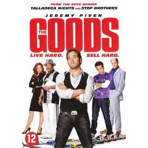 Goods - Live hard sell hard (DVD) kopen