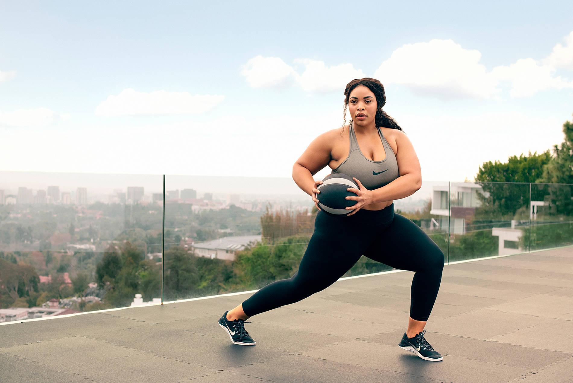 Nike grote maten Content Block