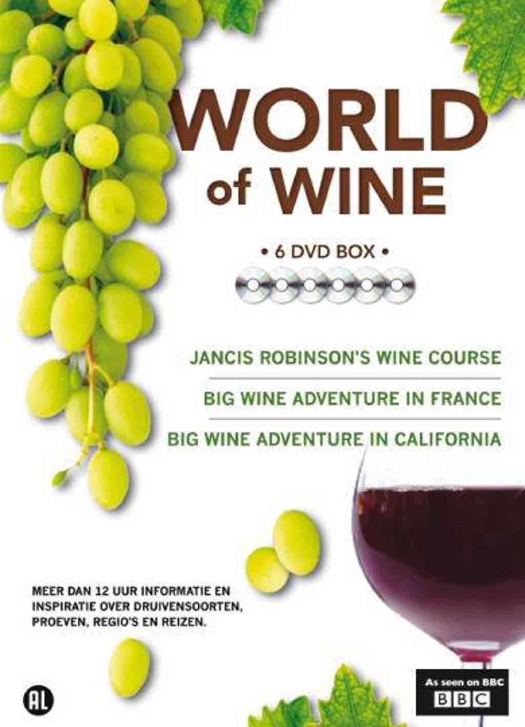 World of wine (DVD)