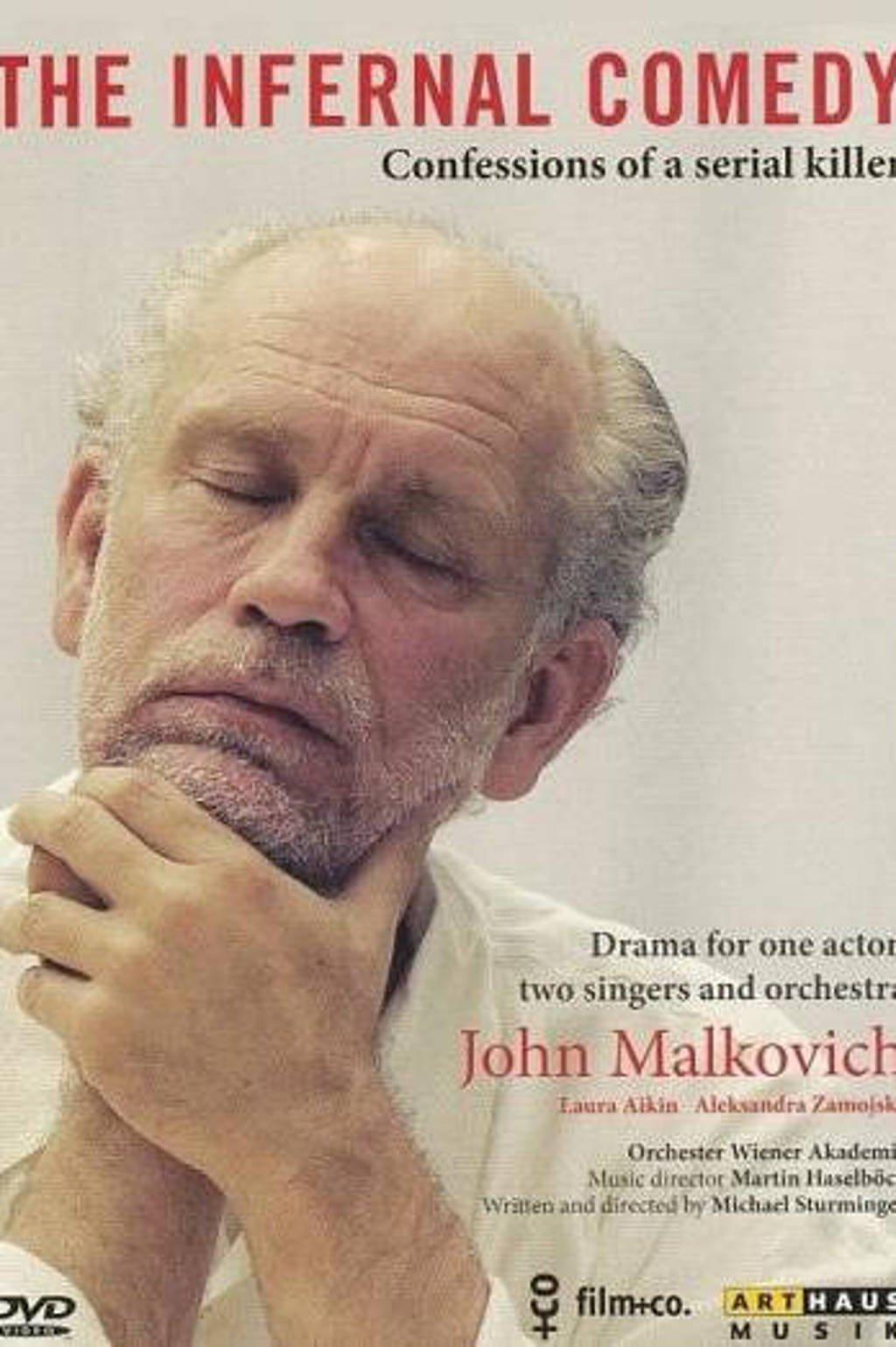 John Malcovich,Laura Aikin,Zamojska - The Infernal Comedy,Confessions Of (DVD)