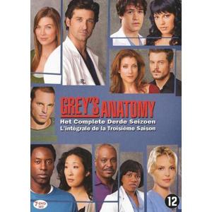 Grey's anatomy - Seizoen 3 (DVD)
