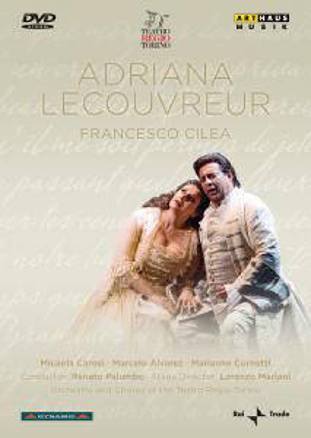 Marcelo Alvarez,Carosi,Cornetti - Adriana Lecouvreur,Turijn 2009 (DVD)