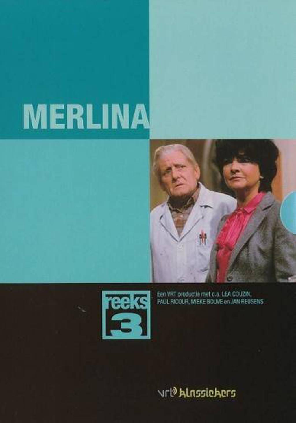 Merlina - Seizoen 3 (DVD)