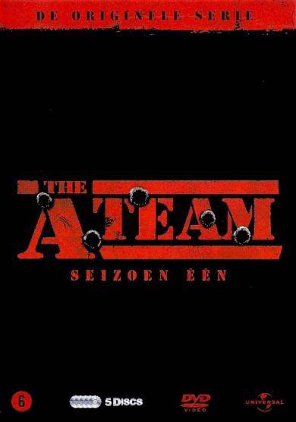 A-team - Seizoen 1 (DVD)