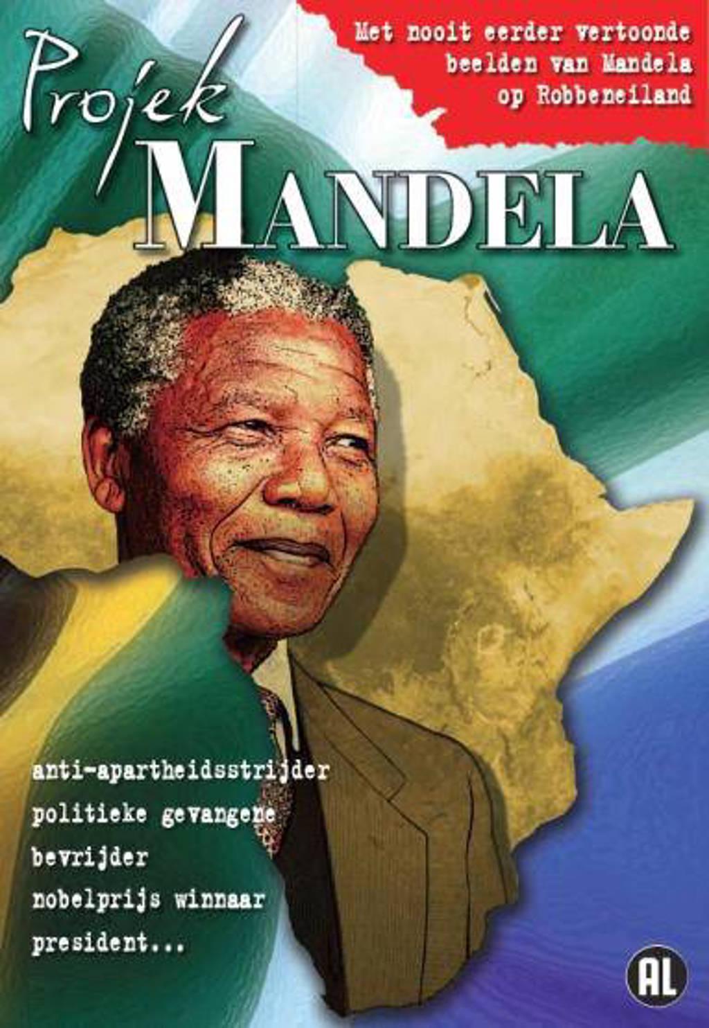 Projek Mandela (DVD)