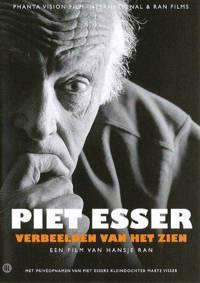 Piet Esser - Verbeelden van het zien (DVD)
