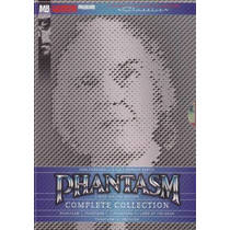 Phantasm 1-4 (DVD)