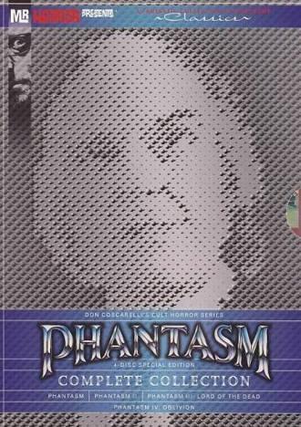 Phantasm 1-4 (DVD)