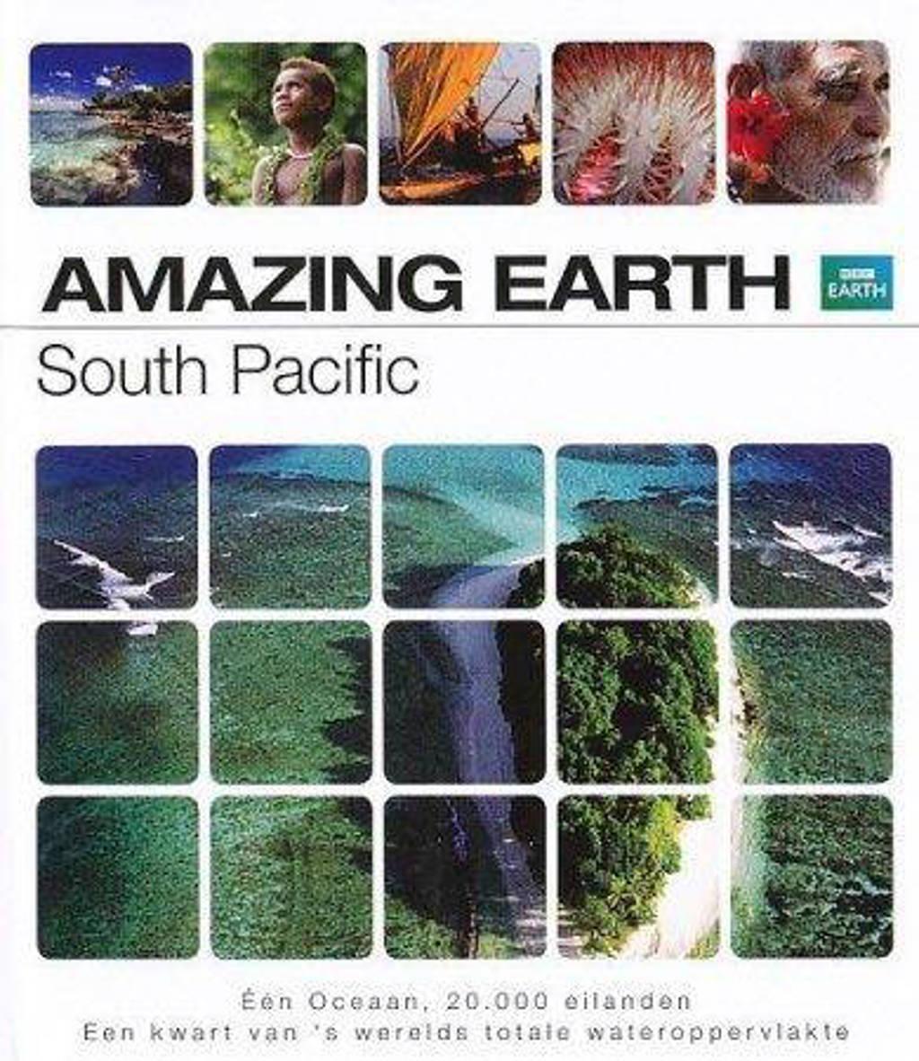 BBC earth - South pacific (Blu-ray)