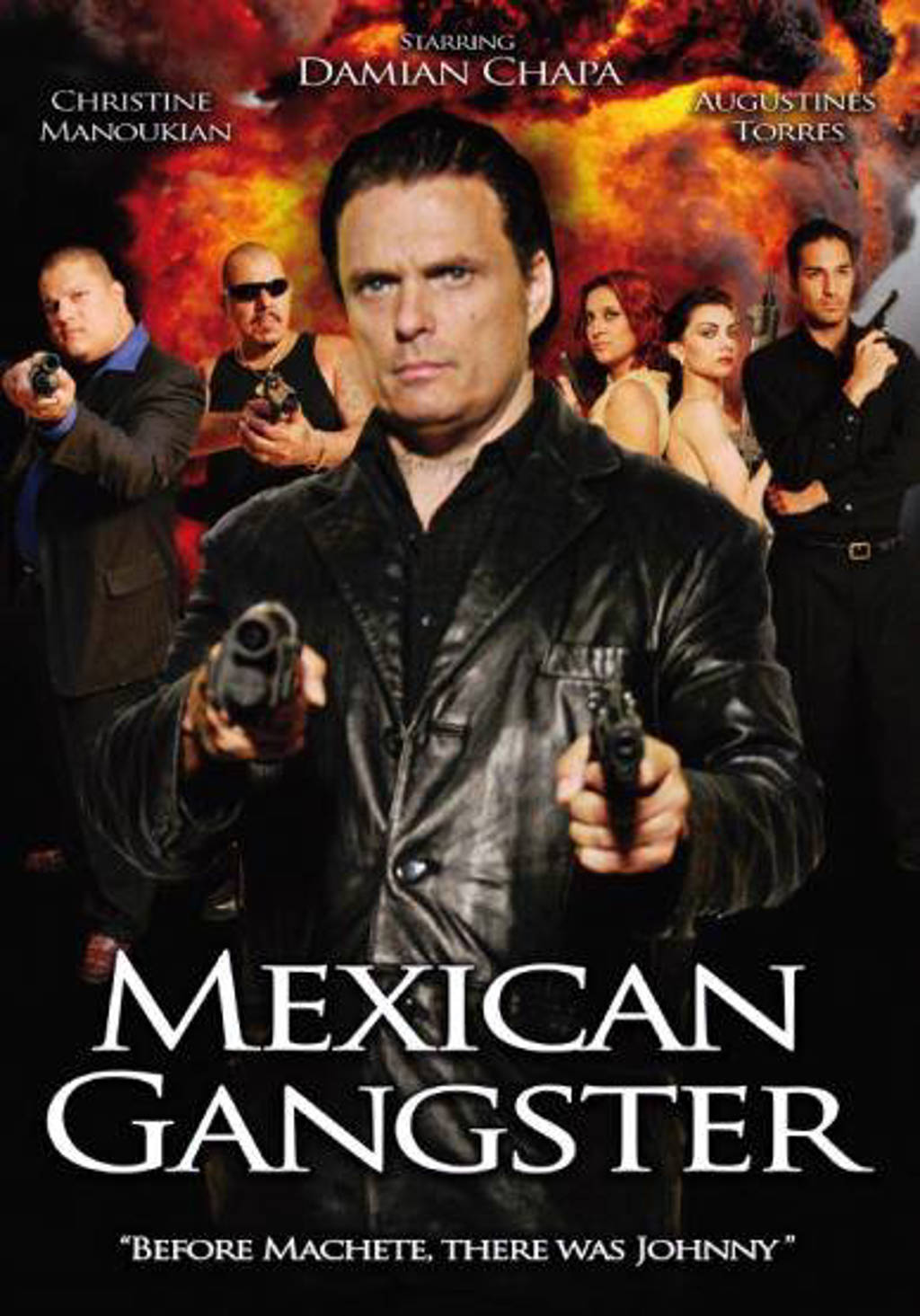 Mexican gangster (DVD)