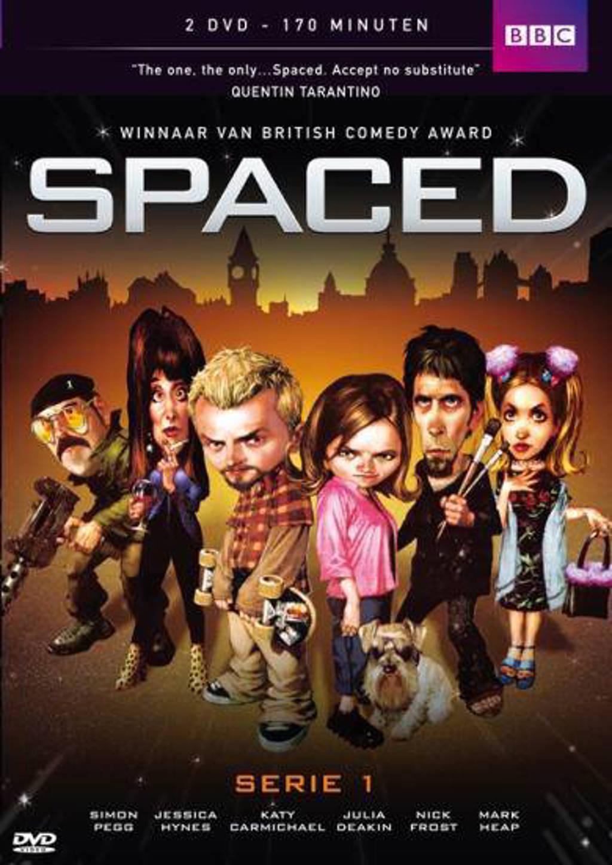 Spaced - Seizoen 1 (DVD)