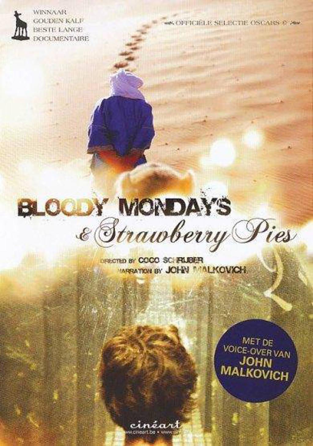 Bloody mondays & strawberry pies (DVD)