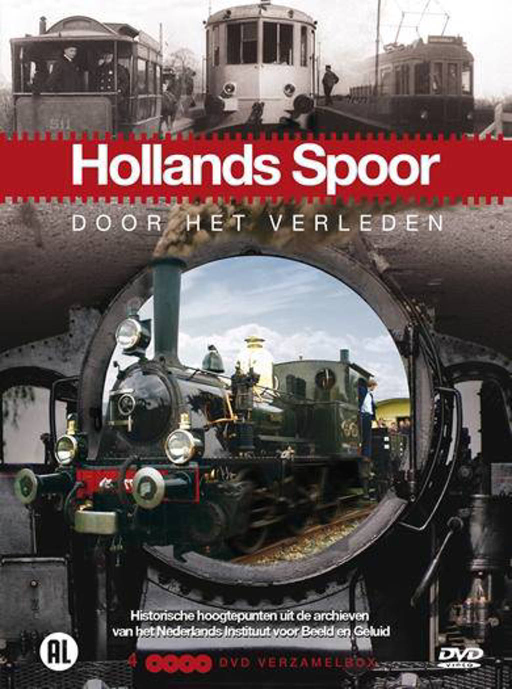 Hollands Spoor door het verleden (DVD)