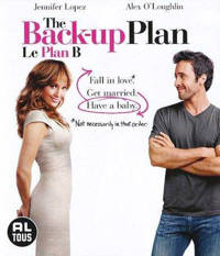 Back-up plan (Blu-ray)