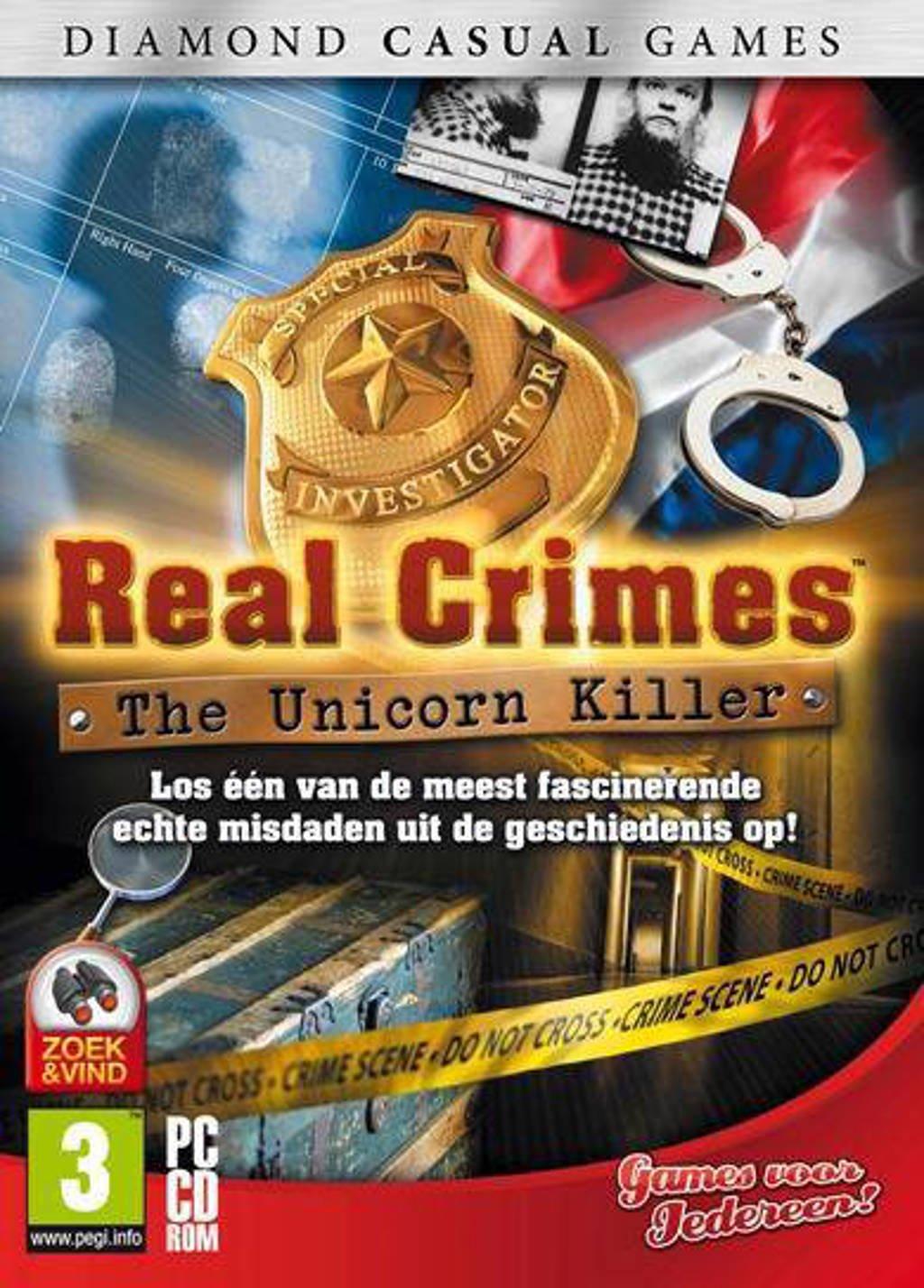 Casual diamond - Real crimes unicorn killer (PC)