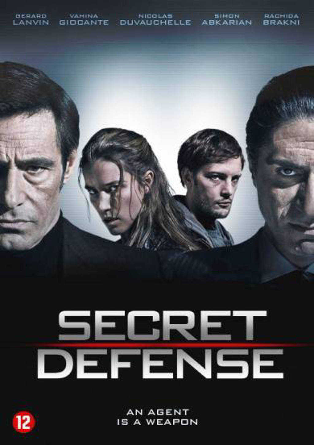 Secret defense (DVD)