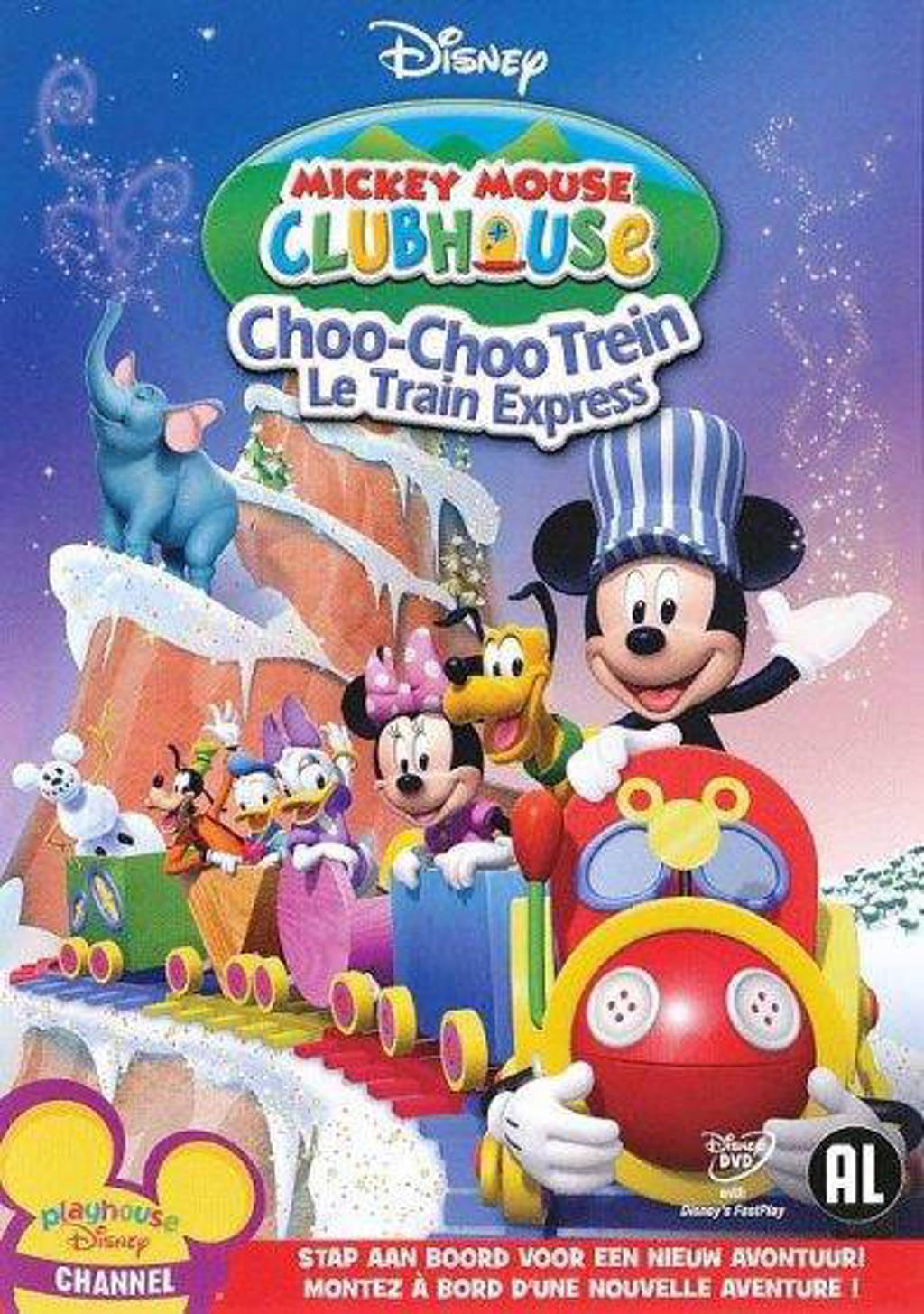Mickey Mouse clubhouse - Choo-choo trein (DVD)