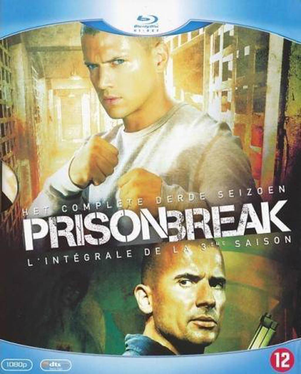 Prison break - Seizoen 3  (Blu-ray)