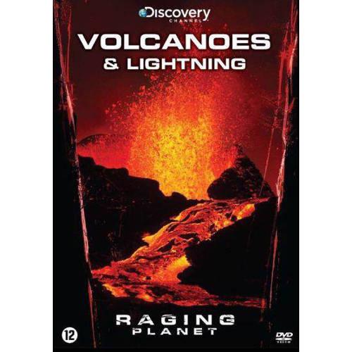 Raging planet - Volcanoes & lightning (DVD) kopen