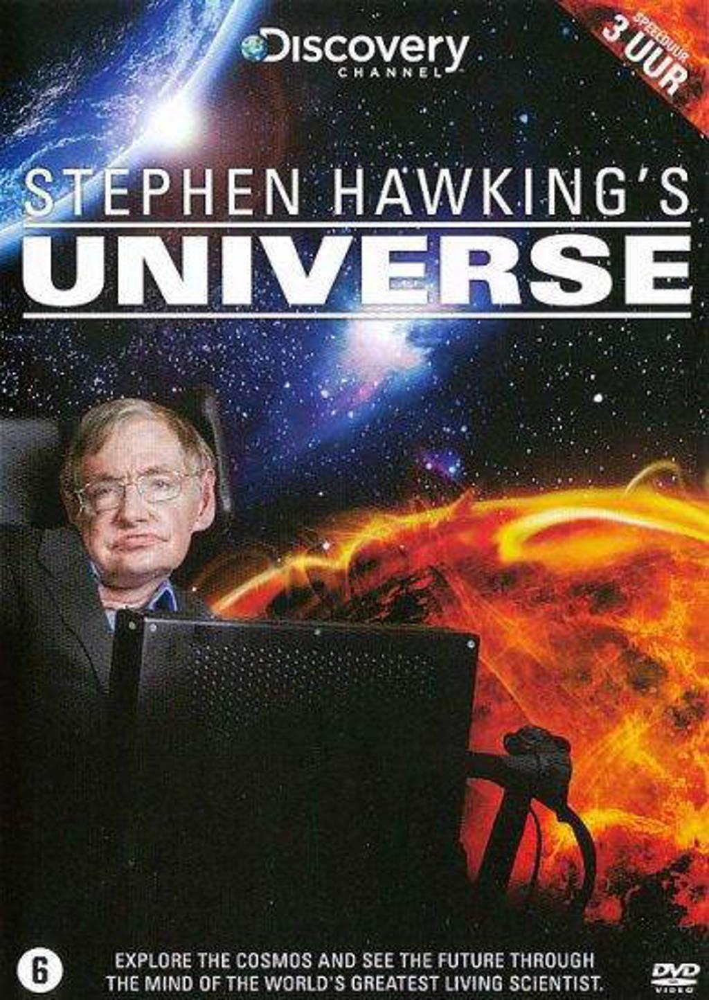 Stephen Hawking's universe (DVD)
