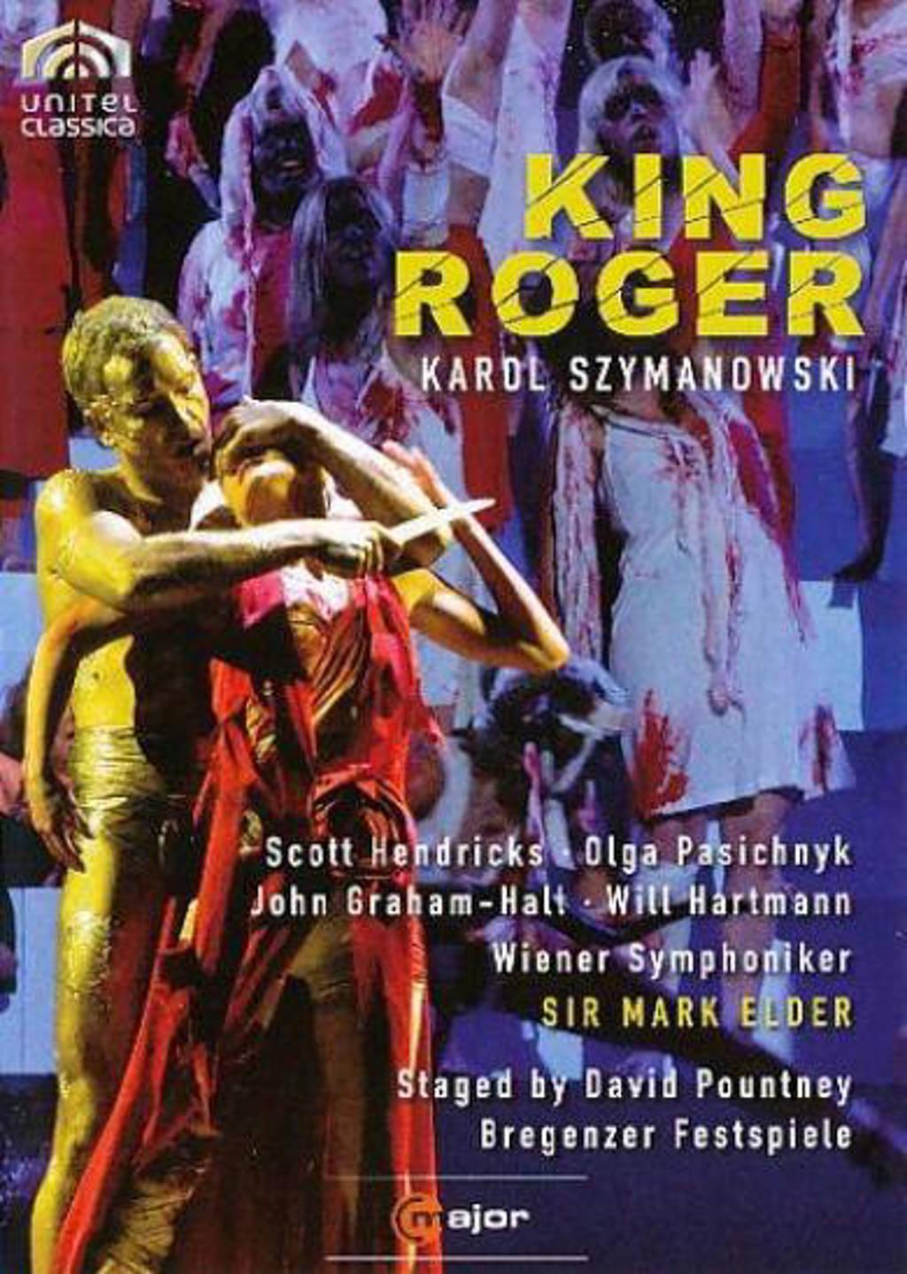 John Hendricks Graham Hall,Hartman - King Roger, Bregenz 2009 (DVD)