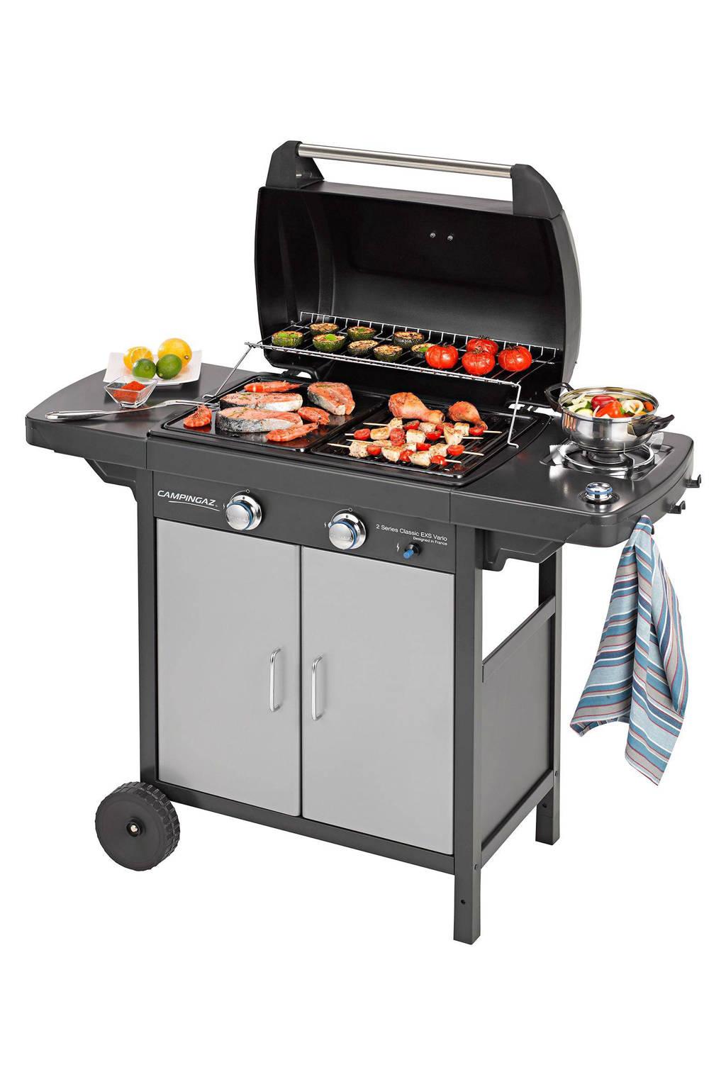 Campingaz 2 series Classic EXS Vario gasbarbecue, Grijs