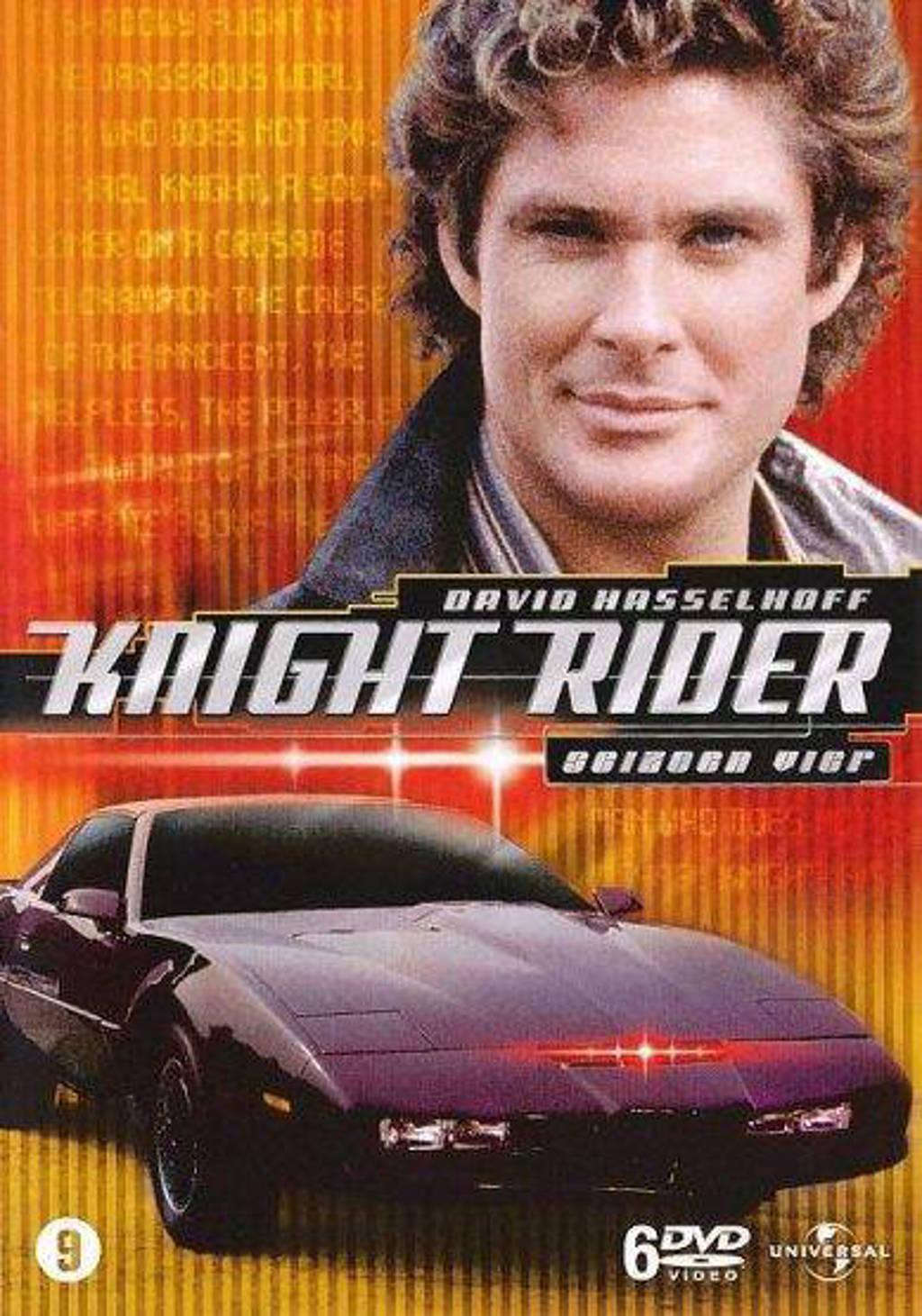 Knight rider - Seizoen 4 (DVD)