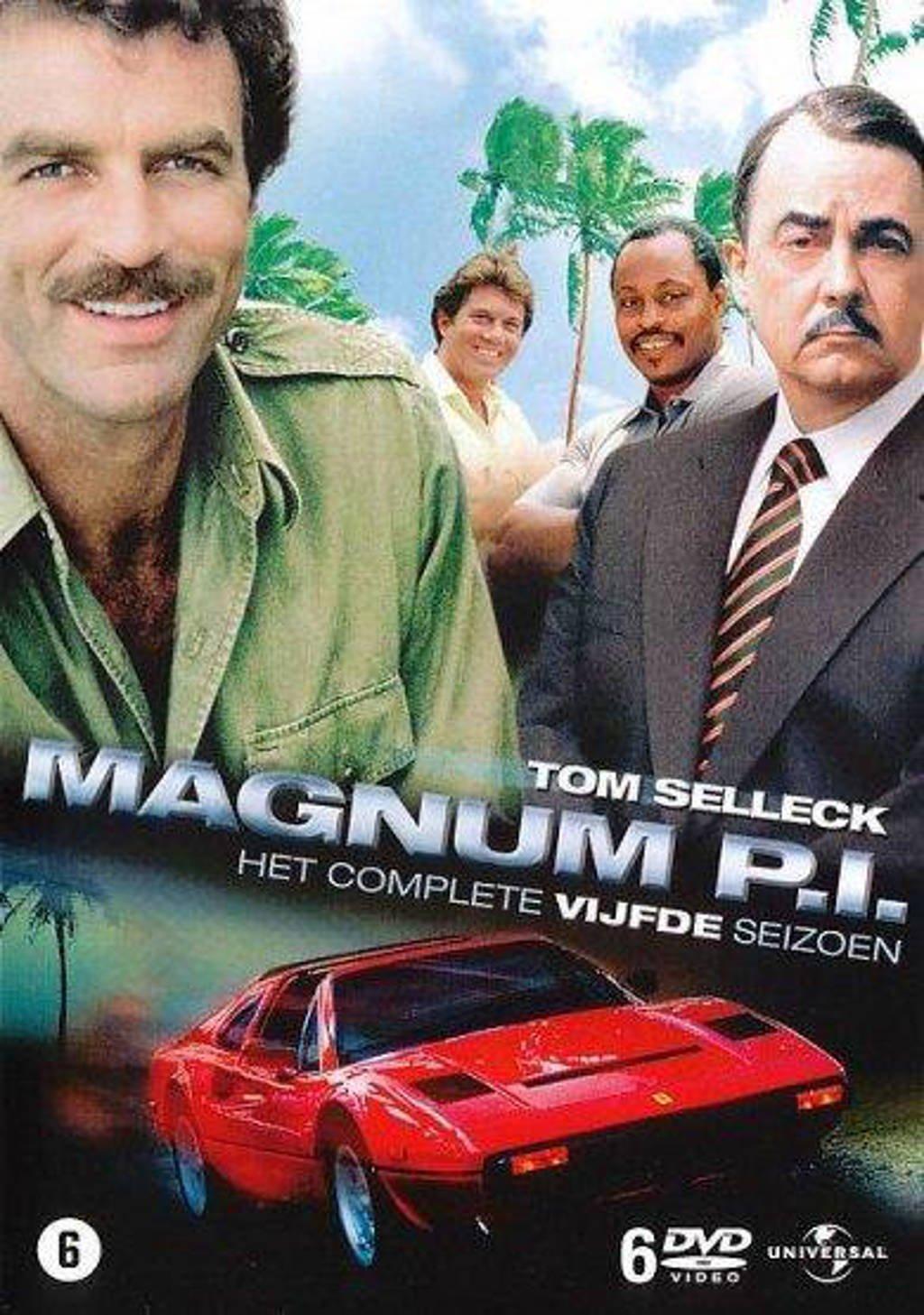 Magnum P.I. - Seizoen 5 (DVD)