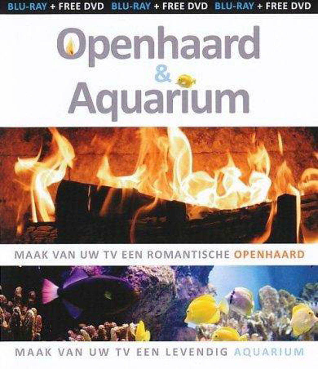 Openhaard & Aquarium (Blu-ray)