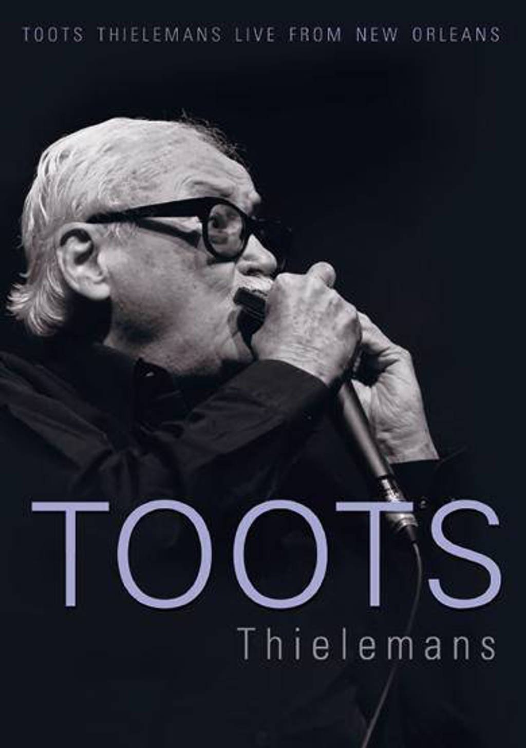 Live from New Orleans - Toots Thielemans (DVD)
