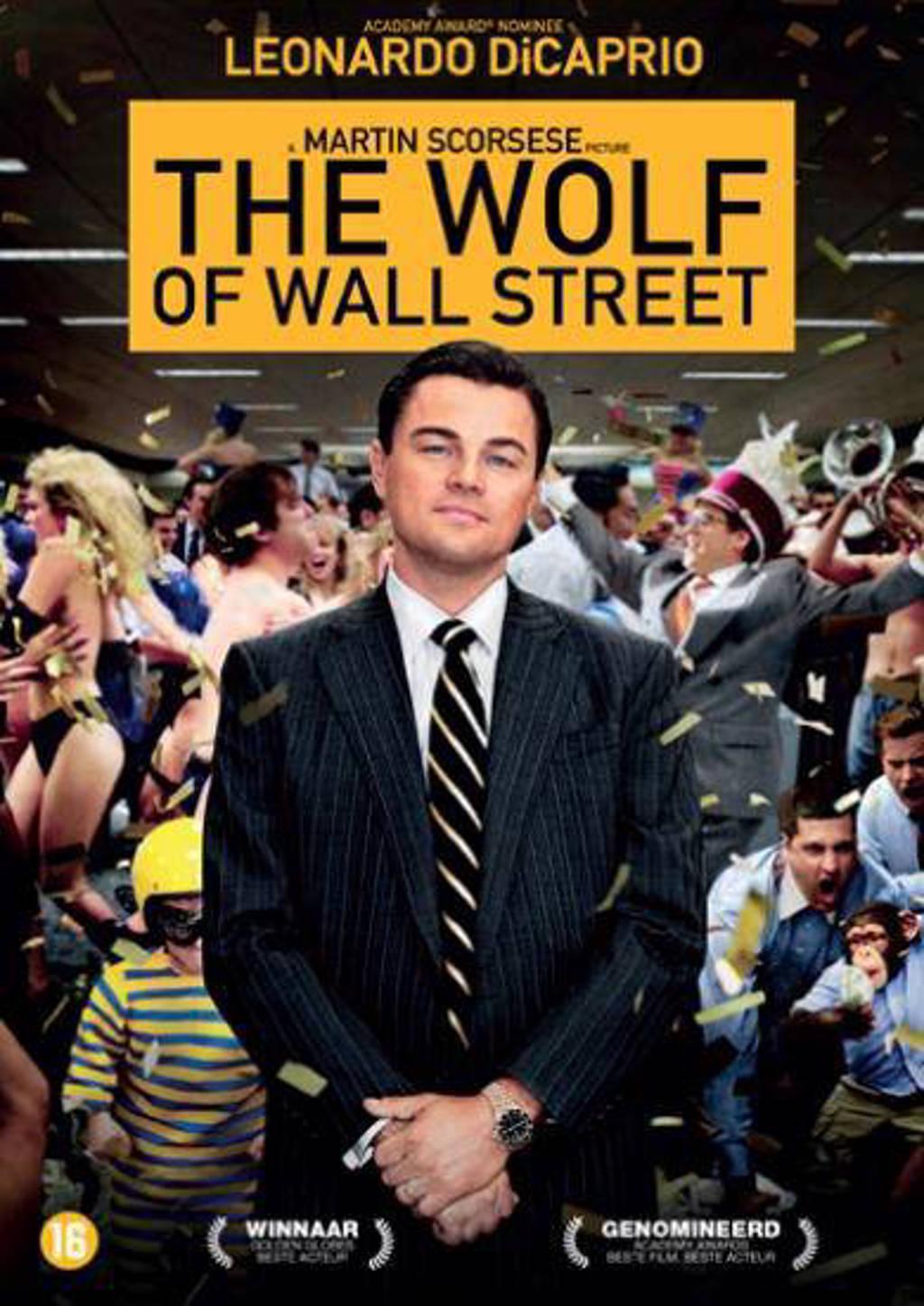Wolf of Wall Street (DVD)