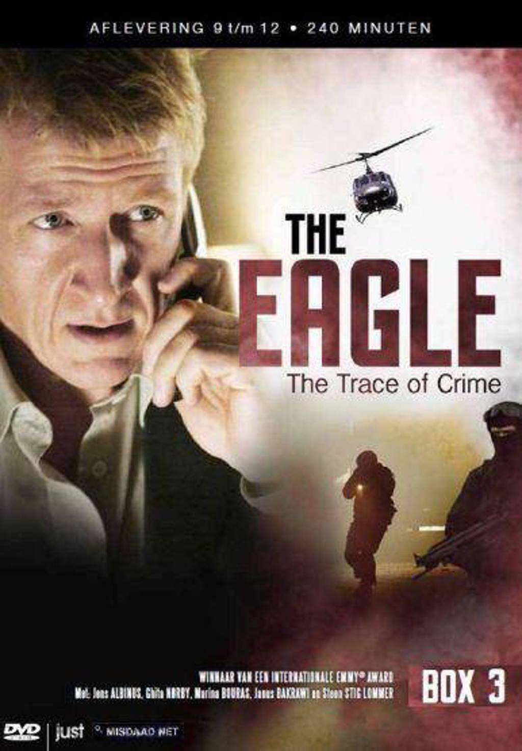 Eagle - Seizoen 1 deel 3 (DVD)