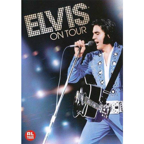 Elvis on tour (DVD) kopen