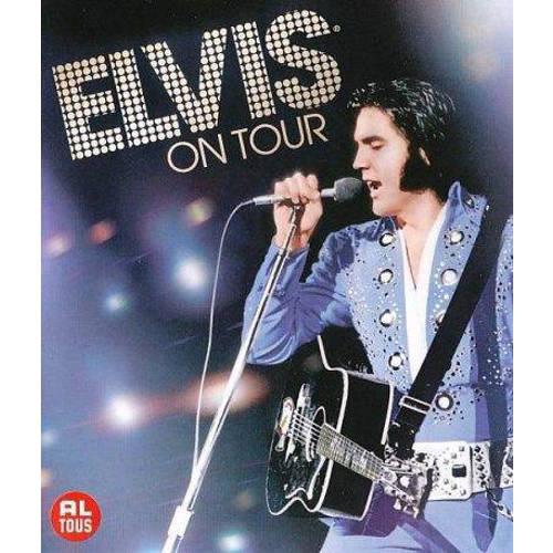 Elvis on tour (Blu-ray) kopen