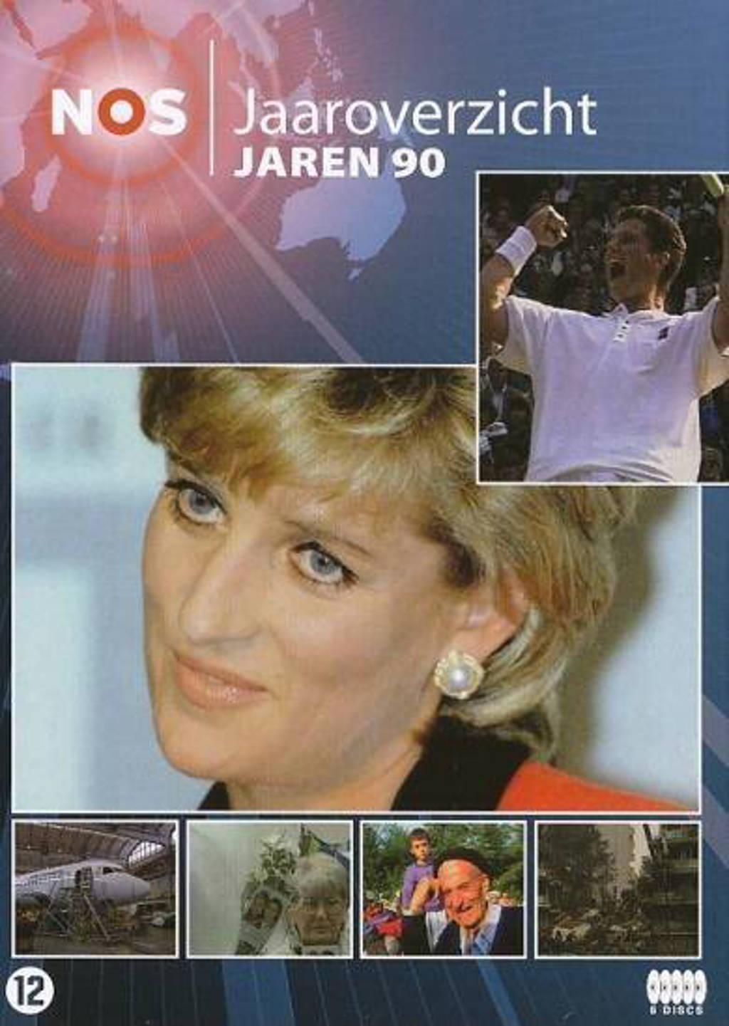 NOS jaaroverzicht - Jaren 90 (DVD)