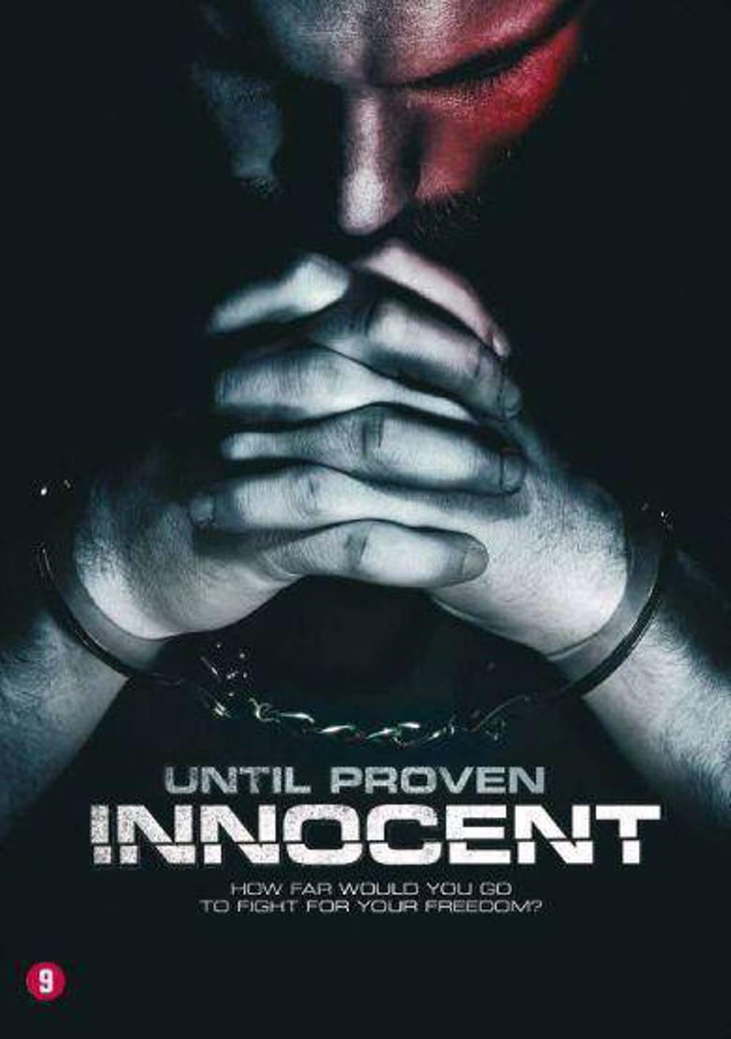Until proven innocent (DVD)