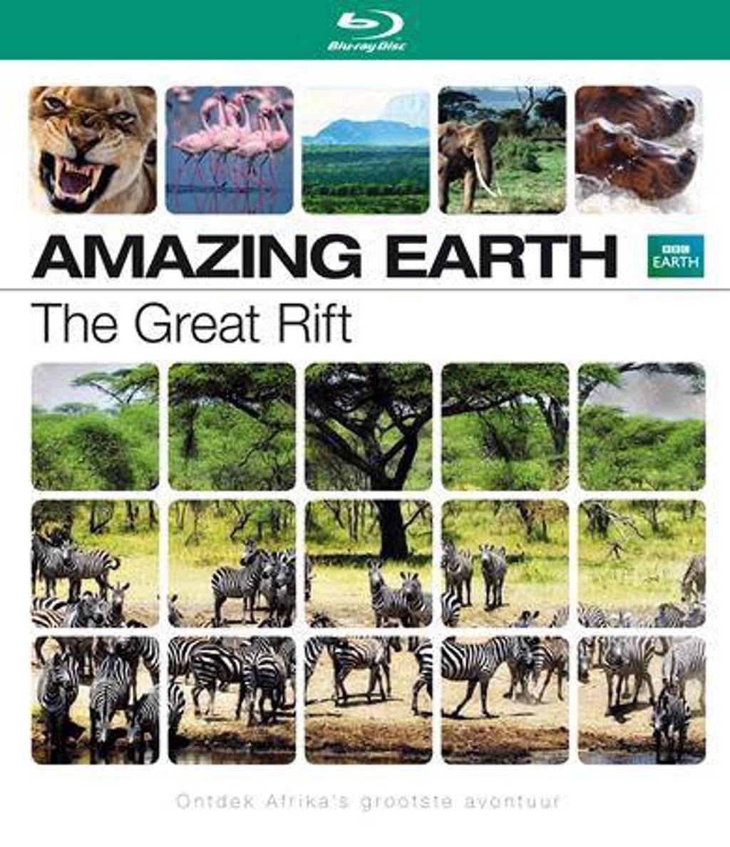 BBC earth - The great rift (Blu-ray)