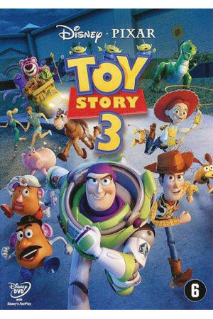 Toy story 3 (DVD)