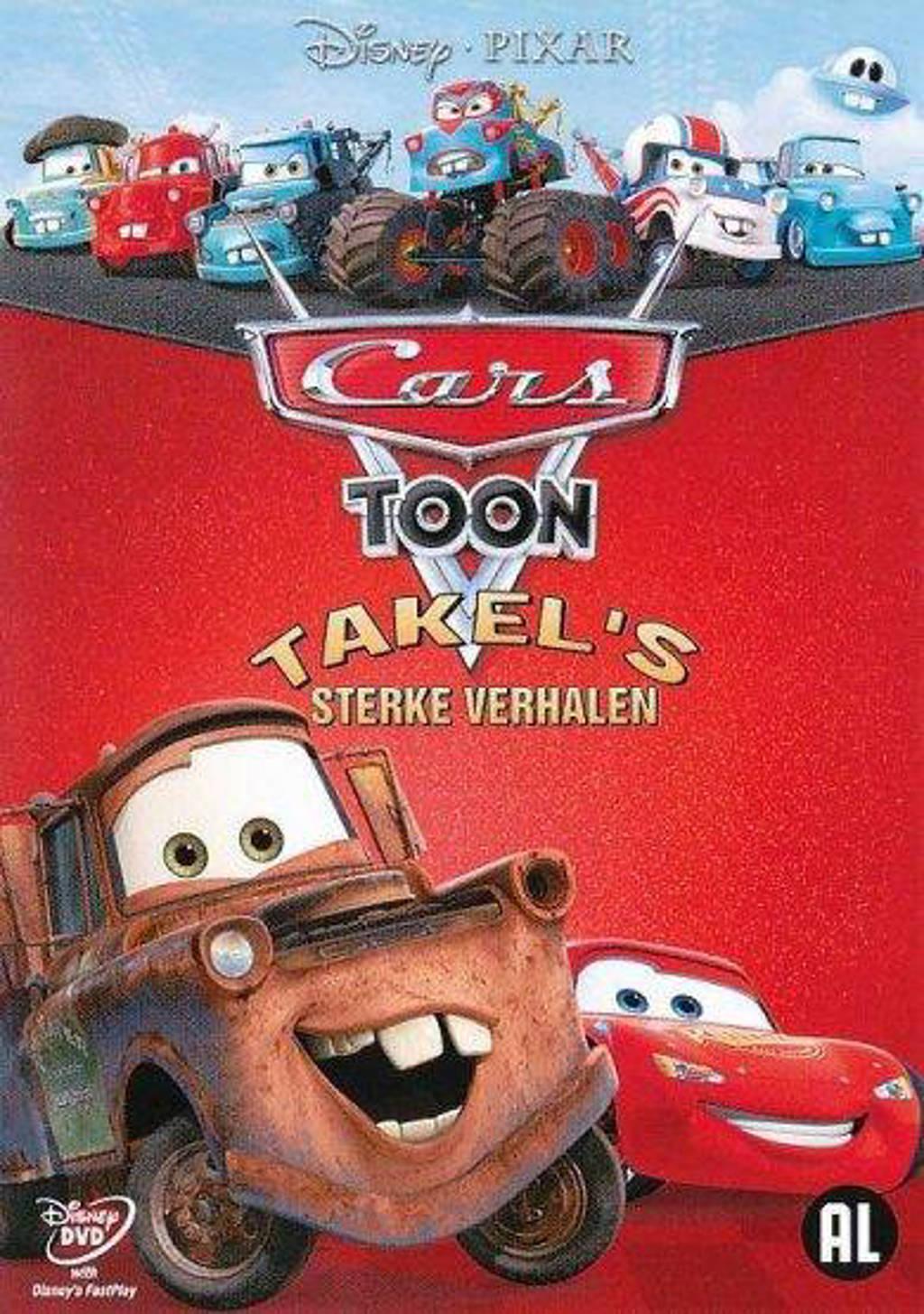 Cars toon - Takel's sterke verhalen (DVD)