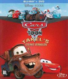 Cars toon - Takel's sterke verhalen (Blu-ray)