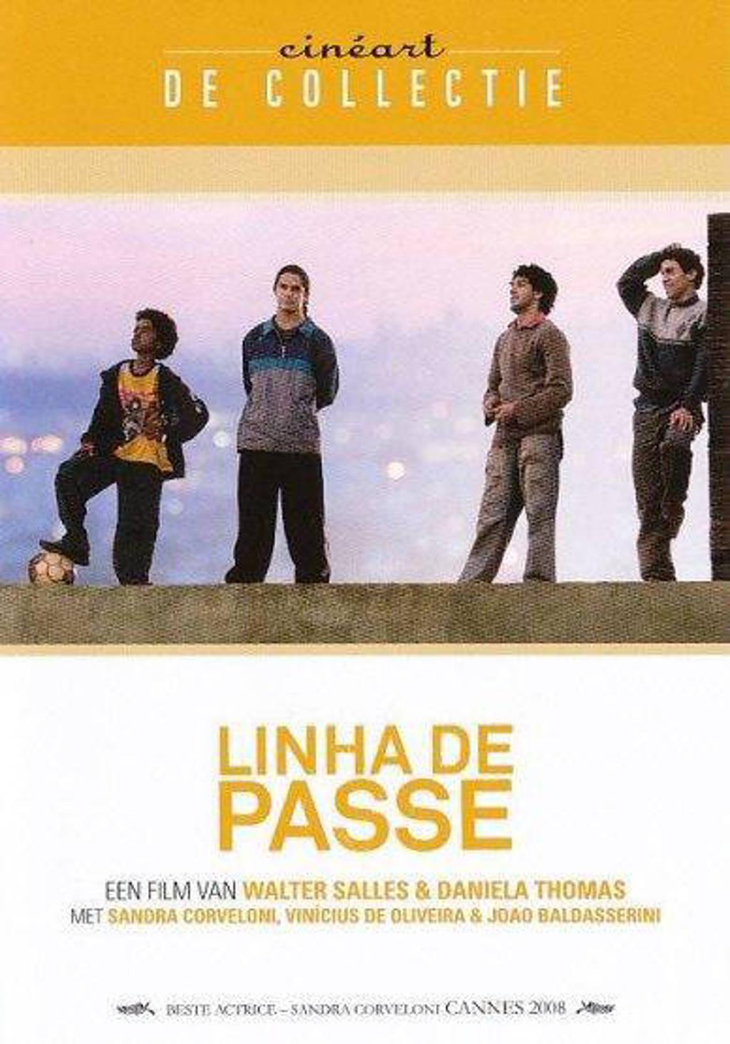 Linha De Passe (DVD)