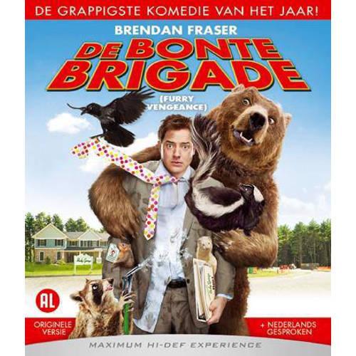 Bonte brigade (Blu-ray) kopen