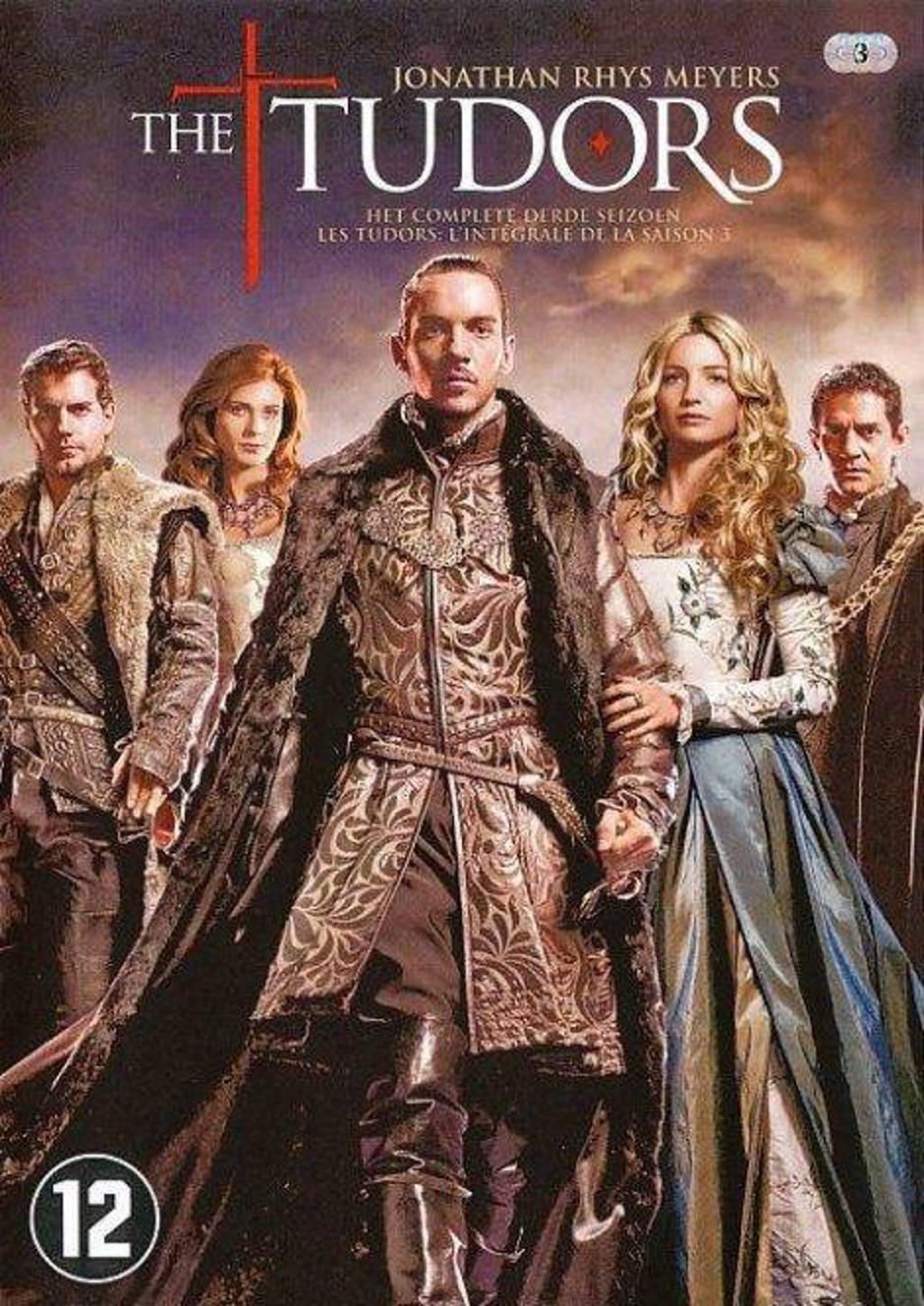 Tudors - Seizoen 3 (DVD)