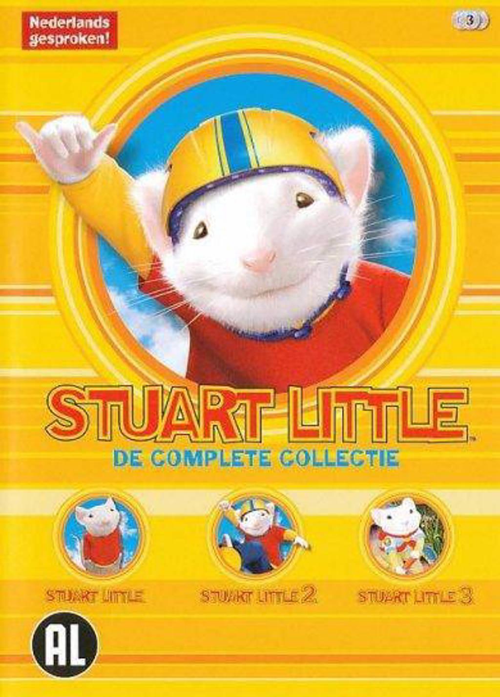 Stuart Little de complete collectie (DVD)