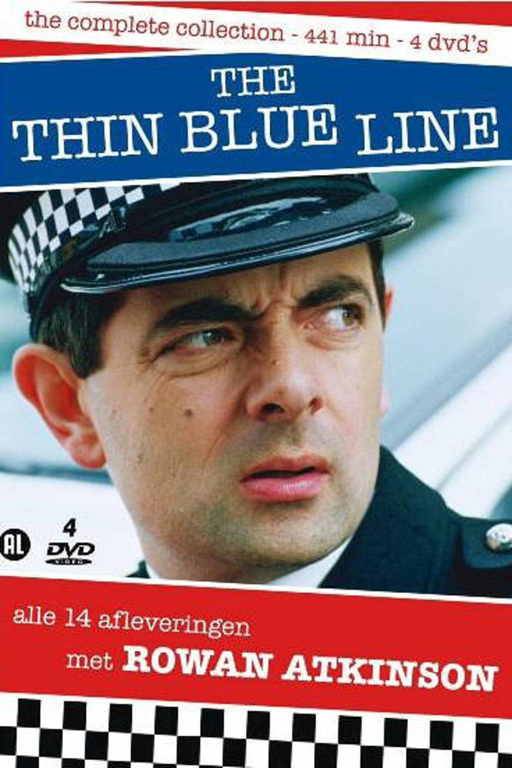 Thin blue line - Complete collection (DVD)