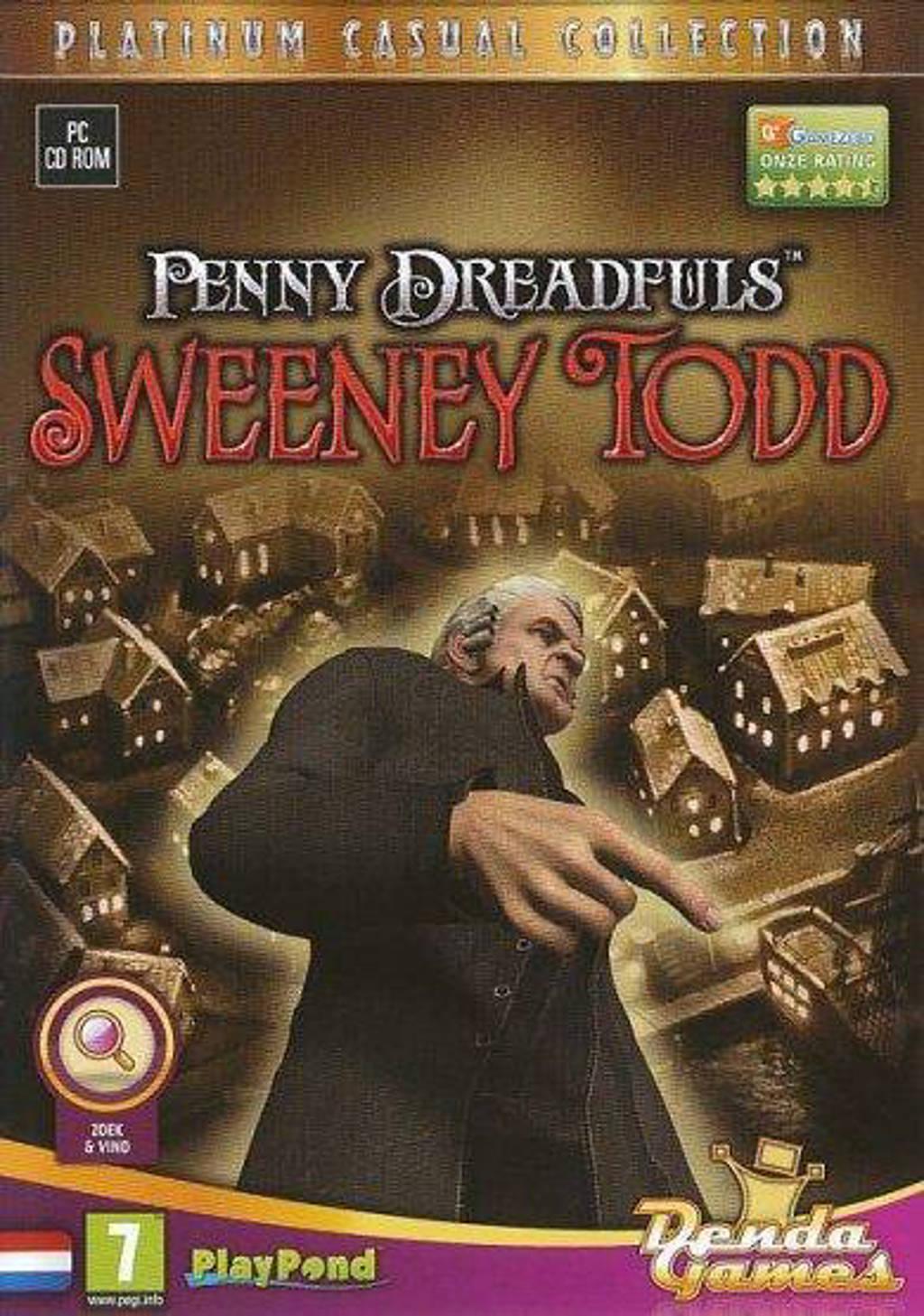 Penny Dreadfuls Sweeney Todd (PC)
