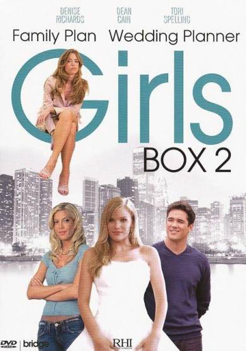 Girls box 2 (DVD)