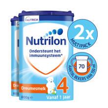 Dreumesmelk 4 met Pronutra (2-pack)